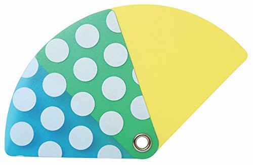 Dreams うちわ POCKET SIZE UCHIWA スライドタイプ Polka Dot VRT42448