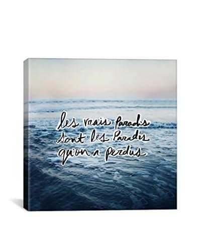 Leah Flores Paradis Gallery Wrapped Canvas Print