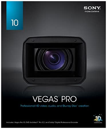 Vegas Pro 10 [Old Version]