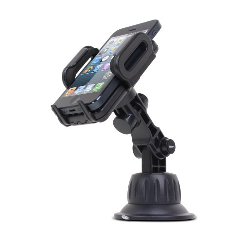 41LGP78sJFL Satechi CR  3600 car holder mount for iPhone 4, 3G & 3Gs, BlackBerry Torch, HTC EVO, DROID, Samsung EPIC on Windshield and Dashboard