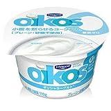 【冷蔵】【12個】オイコス 脂肪0プレーン砂糖不使用 110g ダノンジャパン  | к1320ж