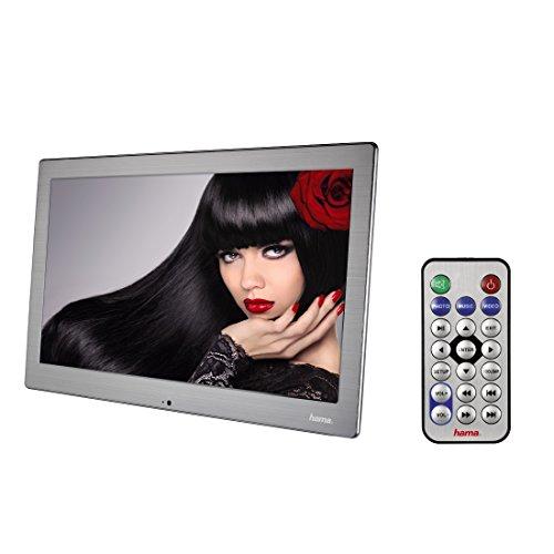 Hama 00118571 Cadre numérique 4096 Mo Argent