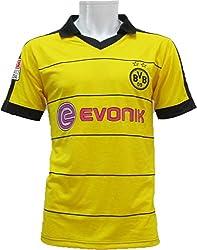 サッカー レプリカユニフォーム 2015-16 ドルトムント ホーム 香川 #23 大人用 上シャツのみ