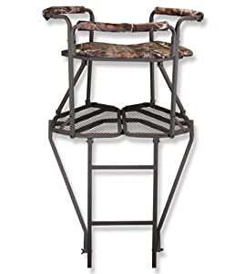 Summit Crush Series Outlook Ladder Stand by Summit Treestands