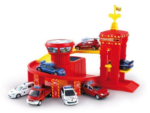 NOREV - A1000607 - Garages - Caserne pompier avec 1 voiture