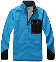 Outdoors Men39s Polyester Multi-colot Warm Keeping Fleece Jackets - Navy Blue - XXL
