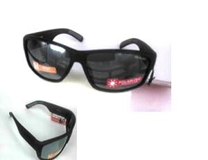 2 Pairs Foster Grant Black Wayfarer Polarized Sunglasses - Bullpen