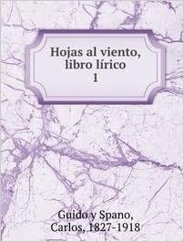 Hojas Al Viento Libro Lãrico: 9785872449904: Amazon.com: Books