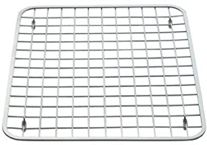 InterDesign Gia Kitchen Sink Protector Grid Mat - Large