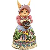 Jim Shore - Heartwood Creek - Bunny with Church Scene by Enesco - 4015582