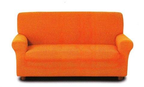 Copridivano 2 posti sofa cover in tessuto bielastico misure divano da da 120 a 170 cm col foto - Divano 170 cm ...