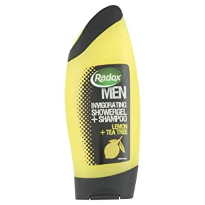 Radox Men Lemon & Tea Tree 2in1 250ml
