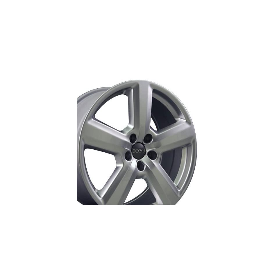 RS6 Style Wheel Fits Audi   Hyper Silver 18x8