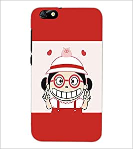 HUAWEI HONOR 4X BABY GIRL Designer Back Cover Case By PRINTSWAG