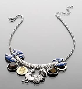 Marcel Wanders Large Charm Collar Necklace