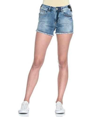 Fornarina Shorts Bhice Lace