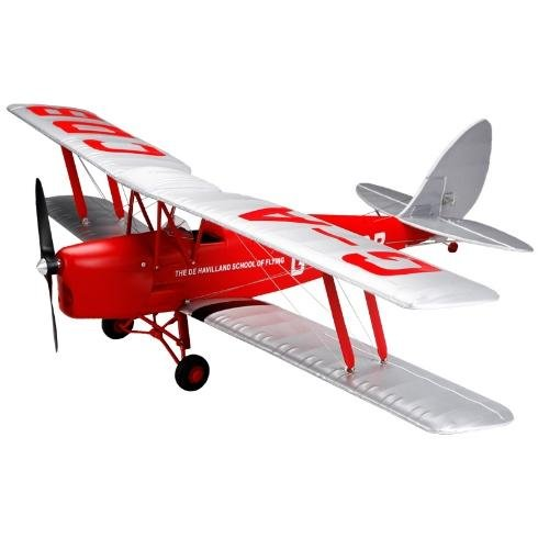 Redcat Racing ~ Tiger Moth Class 200 ~ 4 CH Brushless RC Electric Airplane