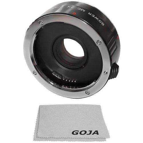 Bower Mc4 2X Af Teleconverter For Canon Eos Ef Lenses