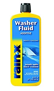Rain-X RX11806D Washer Fluid Additive - 16.9 fl. oz. Pack of 6 from Rain-X