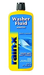 Rain-X Windshield Washer Rain Repellent Additive 16.9oz (Pack of 3)