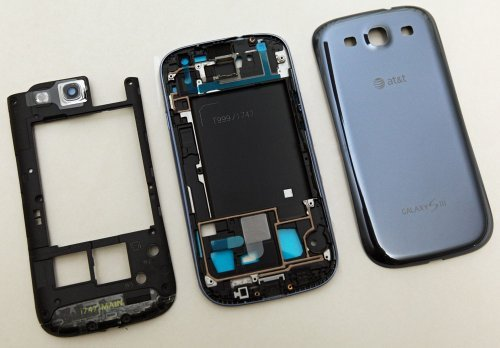Replacement Parts For Samsung Galaxy S3 front-42748