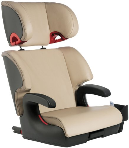 Clek Oobr Booster Car Seat - Paige front-294187