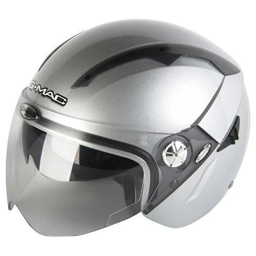 gmac-roma-dvs-casco-da-moto-argento-argento-57-58cm-m-57-58cm-m