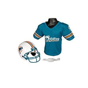 Franklin Sports NFL Replica Youth Helmet and Jersey Set by Franklin