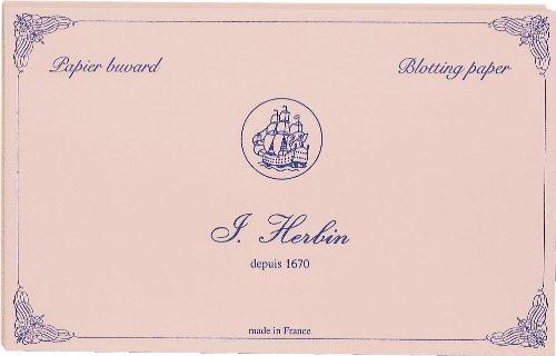 J.Herbin Beaux-Arts J.Herbin Pochette de 10 Buvards