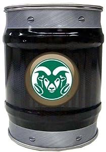 Colorado State Rams CSU NCAA Realtree Tin Bank
