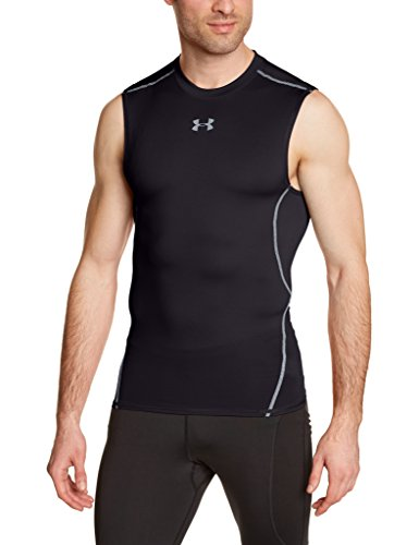 under-armour-mens-hg-sleeveless-compression-t-shirt-black-steel-large