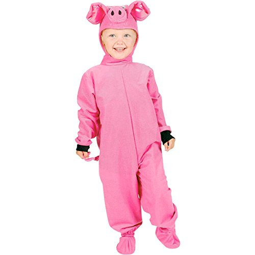 Children's Toddler Pig Halloween Costume (Size:4T)