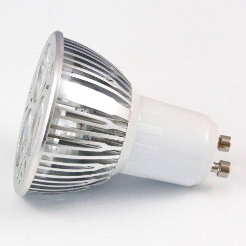 Led 3*3W Gu10 Spotlight ,Led Light Bulb
