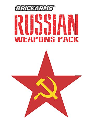 BrickArms-Russian-Weapons-Packs