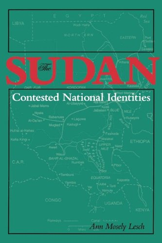 The Sudan-Contested National Identities (Indiana Series in Middle East Studies)