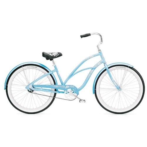electra hawaii 3i baby blue blau ladies damen beachcruiser. Black Bedroom Furniture Sets. Home Design Ideas