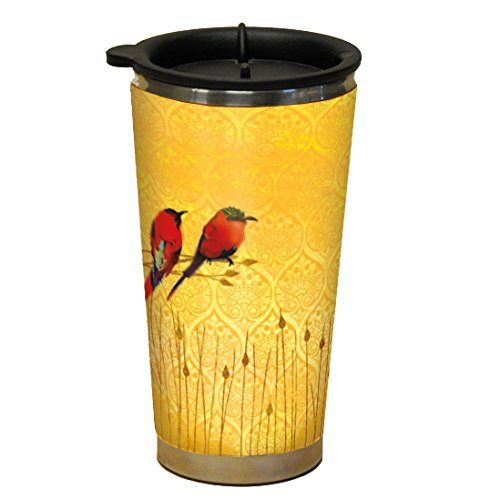 Lang Artisan Bee Eaters Traveler Mug