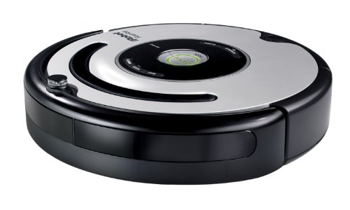 iRobot 560 Roomba Vacuuming Robot, Black and