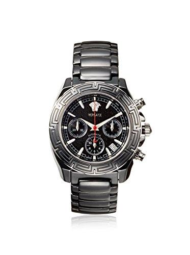 Versace-Mens-11CC9D009-SC09-DV-One-Chrono-Analog-Display-Automatic-Self-Wind-Black-Watch