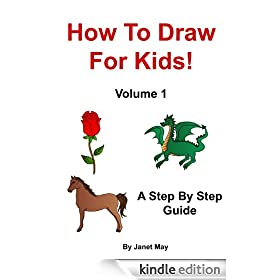 How To Draw For Kids! Volume 1