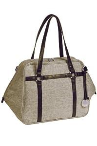 Lassig Green Label Urban Changing Bag (Choco Melange) from Lassig