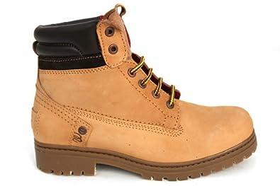 36a17d1f46 Wrangler Creek L0486Hn Chaussures montantes à lacets femme cuir ...