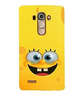 EPICCASE Minion Yellow Mobile Back Case Cover For LG G4 (Designer Case)