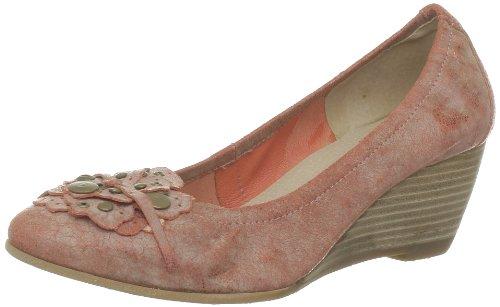 Un Matin d'Eté  Bafia,  Scarpe col tacco donna, Rosso (Rot (Chevre Summer Rouille)), 37.5 EU