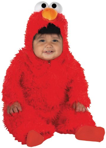 Disguise Inc - Elmo Plush Deluxe Infant Costume