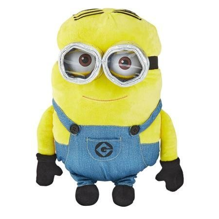 Favorite-Lovely-Despicable-Me-Minions-Polyester-Cuddle-Pillow-Dave-Multicolor