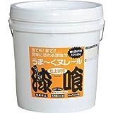 日本プラスター うま〜くヌレール 18kg 白色 12UN21(シロイロ)