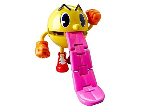 "Pac-Man Ghost Grabbin 4"" Action Figure, Pac Man and the Ghostly Adventures wii u"