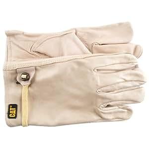 Cat Gloves Rainwear Boss Mfg CAT012110J Jumbo Leather Driver Glove