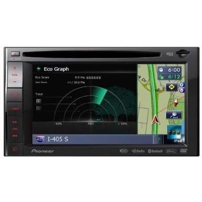 Pioneer Avic-X710Bt 5.8-Inch In-Dash Navigation A/V Receiver With Cd Player And Bluetooth front-113863